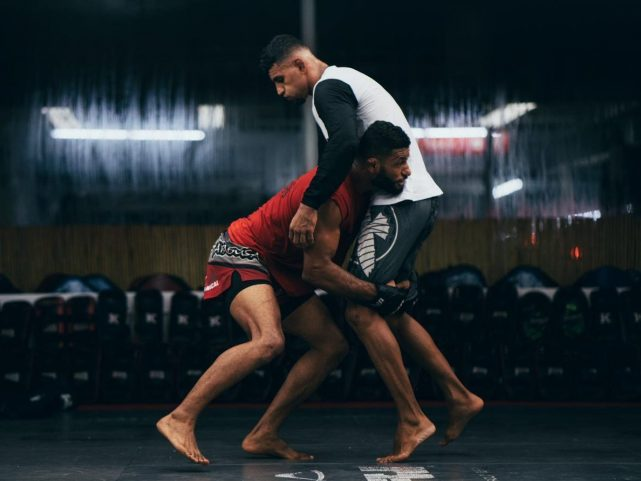 No-Gi/Submission Grapplng