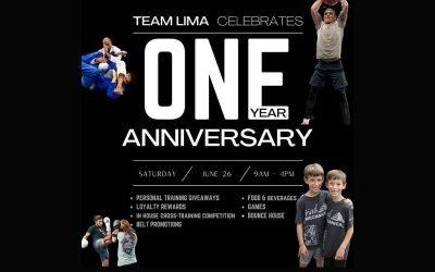 One Year Anniversary!!